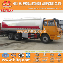 SHACMAN AOLONG 6x4 bulk cement tanker 26M3 290hp Weichai power