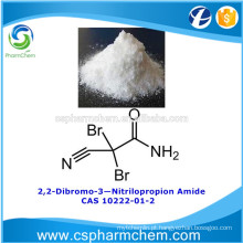 2,2-Dibromo-3-Nitrilopropion amida, CAS 10222-01-2, DBNPA para tratamento de água