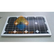 Painel solar de tamanho pequeno de 50W de alta potência