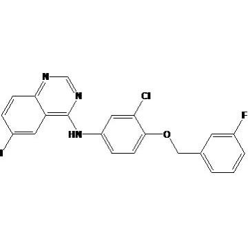 N-[3-Chloro-4- (3-fluorobenzyloxy) Phenyl]-6-Iodoquinazolin-4-Amine CAS No.: 231278-20-9