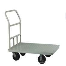 Durable Metal Platform Cart From Factory