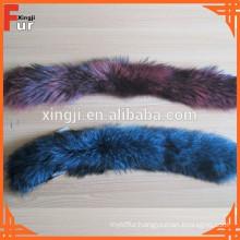 Fur Accessories raccoon fur real fur trim