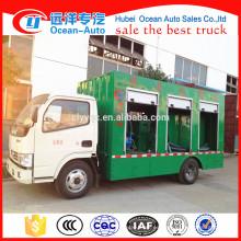Camión chino de tratamiento de aguas residuales Camión de tratamiento de aguas residuales para eliminación séptica