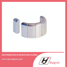 Customized N35-N50 NdFeB Magnet on Motor with High Quality Process Manufactured by China Factory