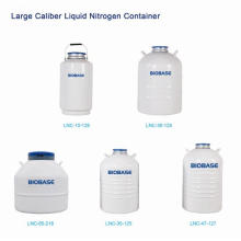 Aluminium Alloy Transport Type Liquid Nitrogen Container