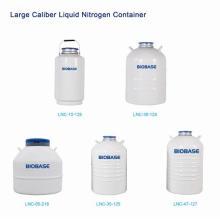 Контейнер для жидкого азота с алюминиевым сплавом