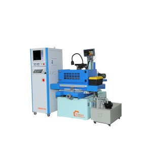 Factory directly provide for Wire Cut Machine DK7735 Wire Cut EDM Machine supply to Aruba Factory