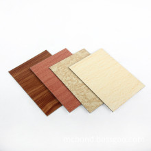 waterproof wall wooden cladding aluminium composite