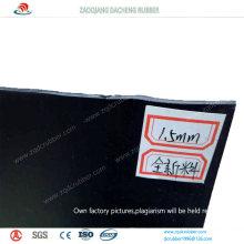Dicke von 0,25 mm bis 3 mm Geomembranen mit wasserdicht