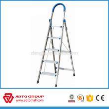Escalera doméstica de aluminio, escalera de uso doméstico, escalera doméstica