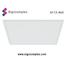 Luzes de painel super magros do diodo emissor de luz de 90lm / W 2835sm 62X62cm Dimmable