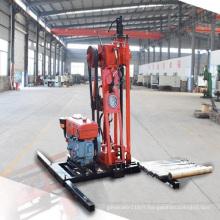 Foreuse portative rotative pour puits