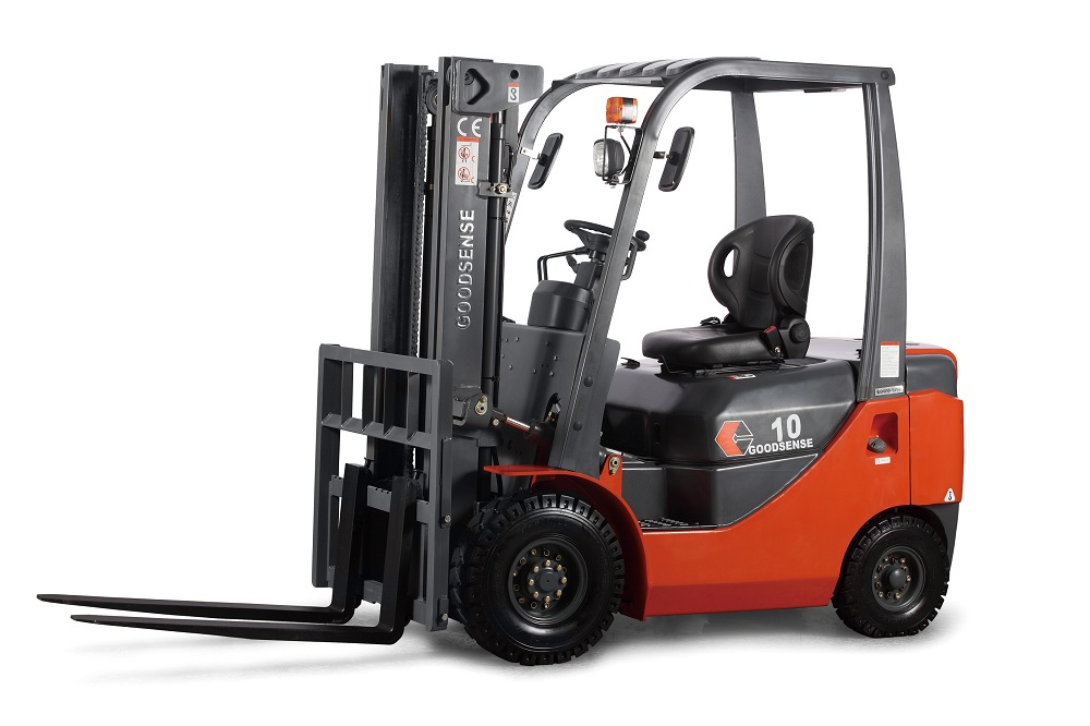 Forklift With Imported Engine