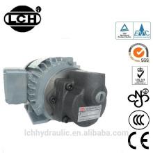 Motores hidráulicos de engrenagem de garantia de comércio e preço de motor hidráulico