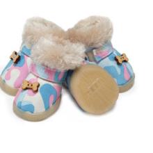 Winter Warm Skidproof Sneakers Paw Protectors