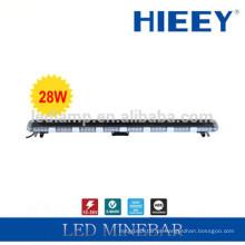 Barra conduzida de 28W, barra conduzida, barra da mina, luz conduzida Bar12V alumínio que aloja a lâmpada de cauda do diodo emissor de luz