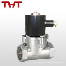 válvula solenoide de agua certificada