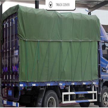 Transfer Trailer Tarps polyester Canvas tarapulins