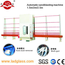 PLC Control Glass Machine for Sand Blasting