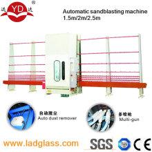PLC контролирует стеклянную машина для пескоструйной обработки