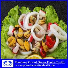 Gefrorene Meeresfrüchte-Mischung