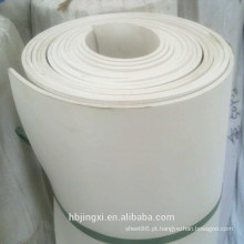 Rolo macio branco da folha do PVC