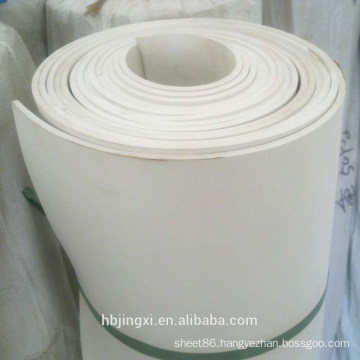 White Soft PVC Sheet Roll