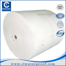for damp-proof long fiber polyester fabric mat