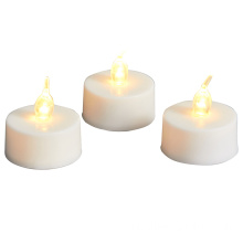 Mini 24 Pack Baterai Daya lilin LED tealight