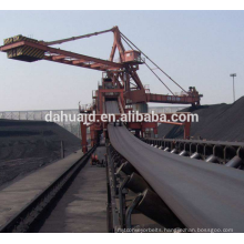 Canvas belt Chemical industry use fire-resistant steel cord rubber conveyor belt with canvas fabric core