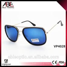 Cor de óculos polarizados
