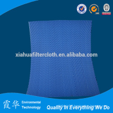 PE filter belt for liquid filtration