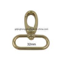 Günstige Werbe 3,2 cm Swivel Metal Bag Hook