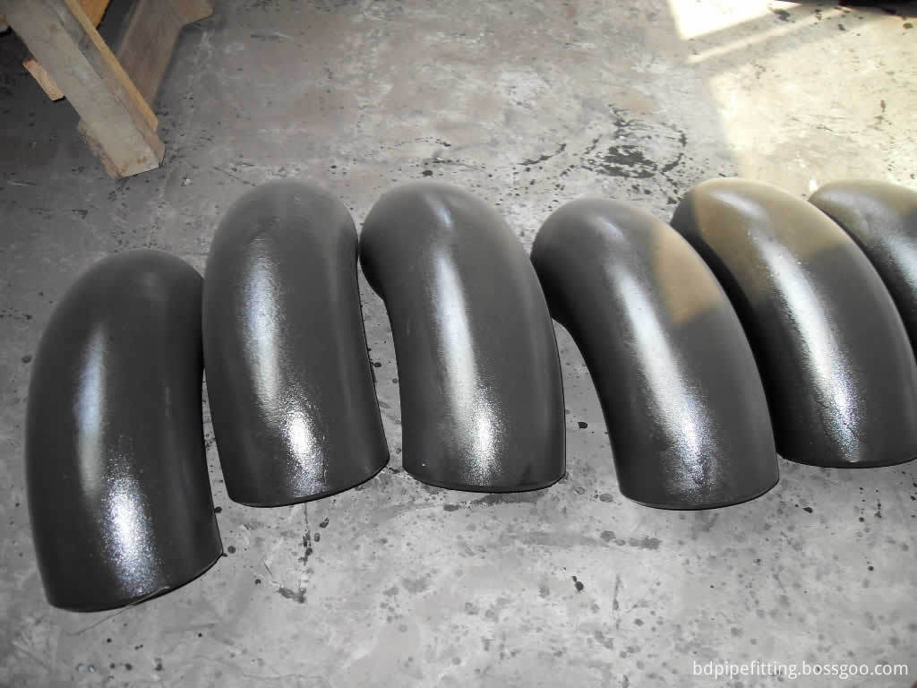 DIN Standard Alloy Steel ASTM A234 Wp11 Elbow