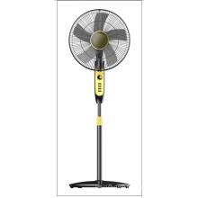 Ventilador do pedestal da lâmina de 5 PP com velocidade rápida (FS1-40. D3Q)