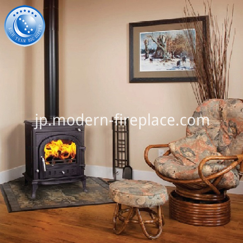 High Efficiency Wood Burning Stoves