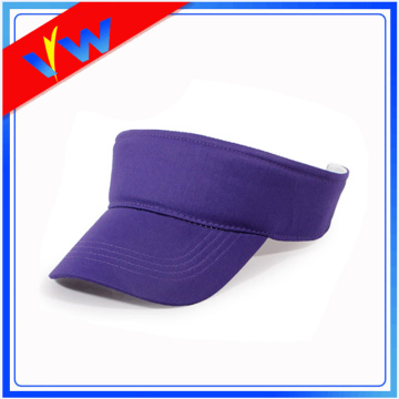 Promotion Custom Cotton Visor Hat