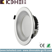 Aluminium 5 Zoll LED Downlights 2700 K CE RoHS