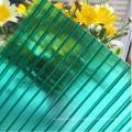 8mm kristallfarbenes Polycarbonat-Blatt / mattiertes PC-Blatt / mattiertes Dachblech