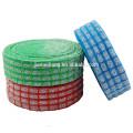 Heiße neue Produkte für 2015 Zellstoff Schwamm Tuch Rohmaterial dauerhafte Reinigung scrub Rohstoff