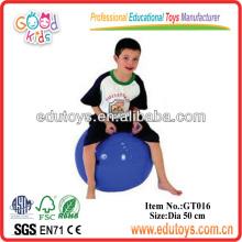Vorschule Spielzeug Kunststoff Jumping Ball für Kinder