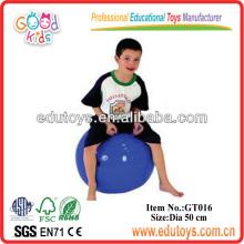 Jouets préscolaires en plastique Jumping Ball pour enfants