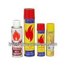 high pure butane lighter gas