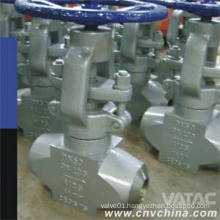 Power Station Globe Valve Carbon Steel (J61)