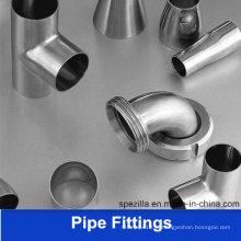 Нержавеющая сталь Гидравлические фитинги для труб