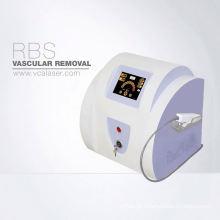 Mais quente vendendo spa profissional, clínica, salão de beleza uso doméstico de laser verde