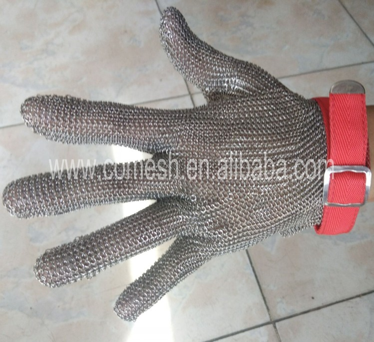Stainless Steel Butcher Gloves 1