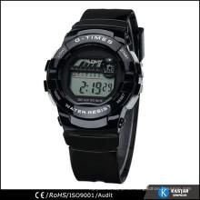 Silikon-Armbanduhr Digitaluhr für Sport