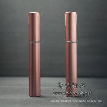 Botella de aluminio del tubo cosmética delineador de ojos