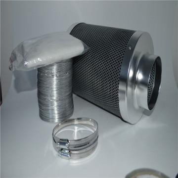 Active carbon air filter cartridge